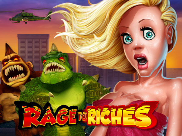 rage to riches freespins hos Maria casino
